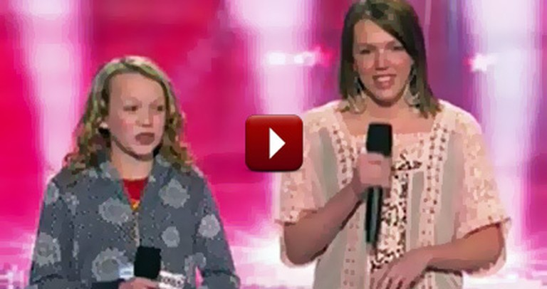 2 Sisters Suffering from Cystic Fibrosis Stun the World with an Amazing Performance