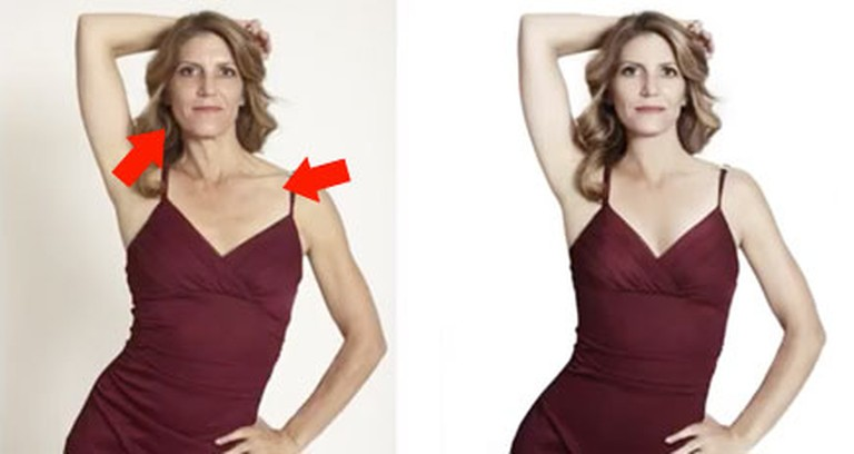 Four Women Were Photoshopped to Look Like Models - This is Their Reaction