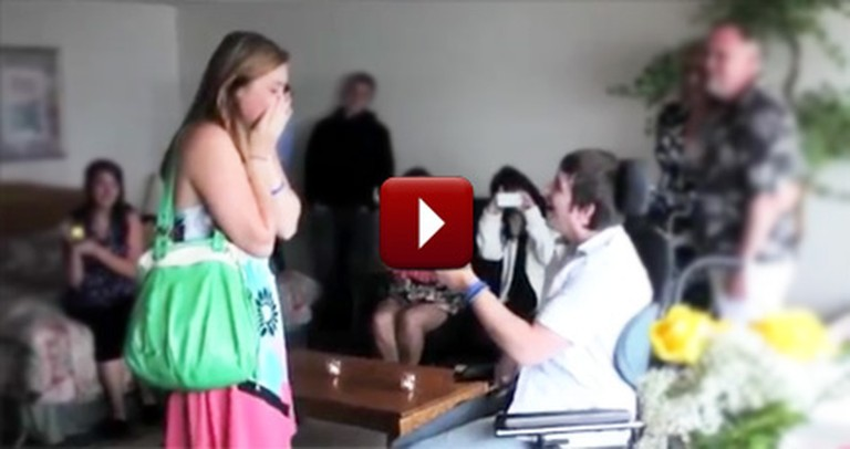 A Drunk Driver Almost Destroyed This Young Couple's True Love, But God Saved It.