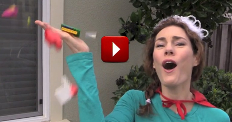 Hilarious Mommy Version of  'Let it Go' is a Must-See -- So Funny!