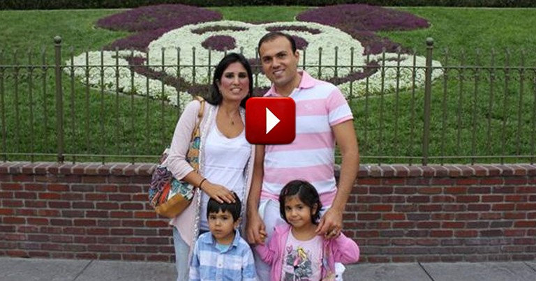 This Family's Life Was Torn Apart Because They Chose Christ, But Their Faith Can't Be Shaken