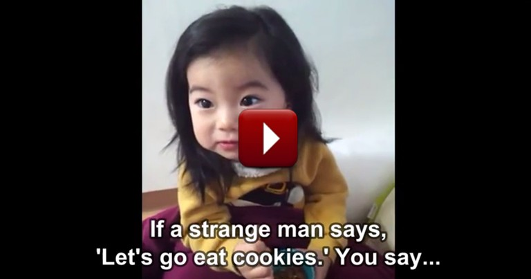See Why This Adorable Girl Just Wants Her Cookies - LOL