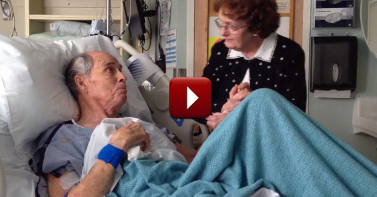 See How This Husband Surprised His Wife -- Aww!
