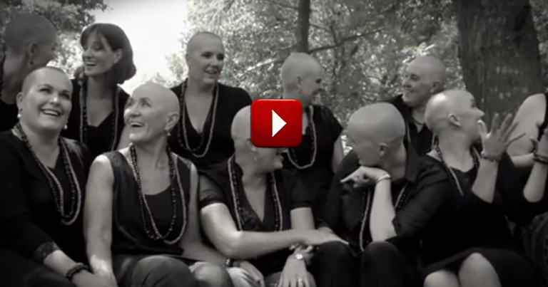 Friends Stun Cancer Patient with Amazing Act of Love - Wow!