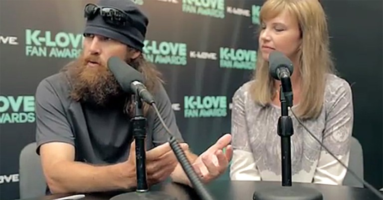 Why Jase & Missy from Duck Dynasty Saved Themselves for Marriage