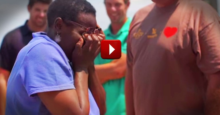 This Woman is Proof That Angels Walk Among Us. What She Says At 5:11- WHOA!