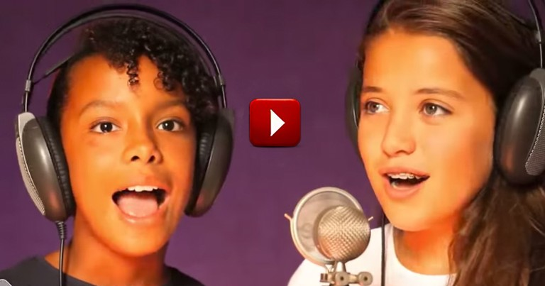 These Kids Know The Secret!  You'd Never Want to Live Without This 1 Thing.