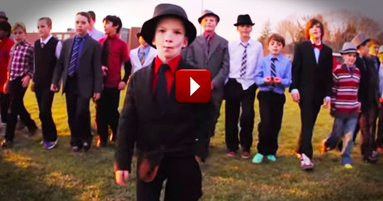 The Truth About These Boys Will Blow You Away.  I Sobbed Like A Baby at 5:25!