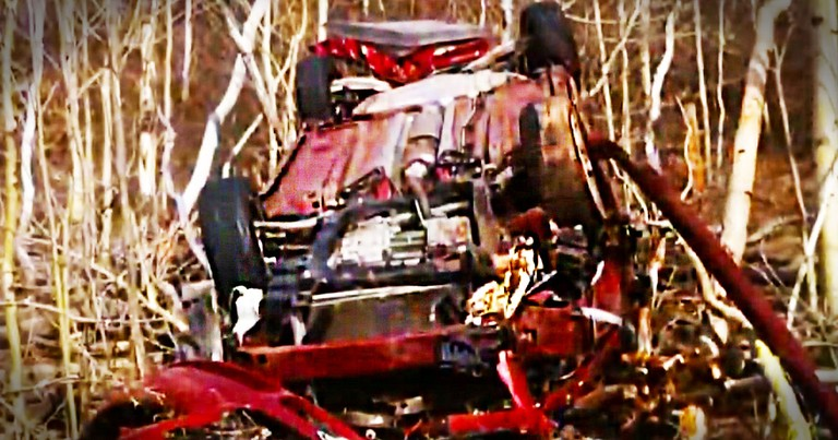 What Happened in This Car Could Only Be a Miracle.  See How ANGELS Were At Work!