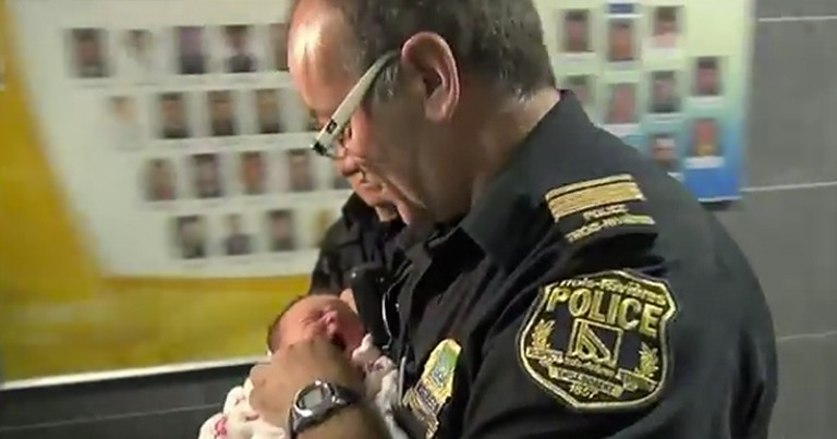 What Happened To This Newborn Was Terrifying.  Until God Sent 4 Strangers To Save Her!