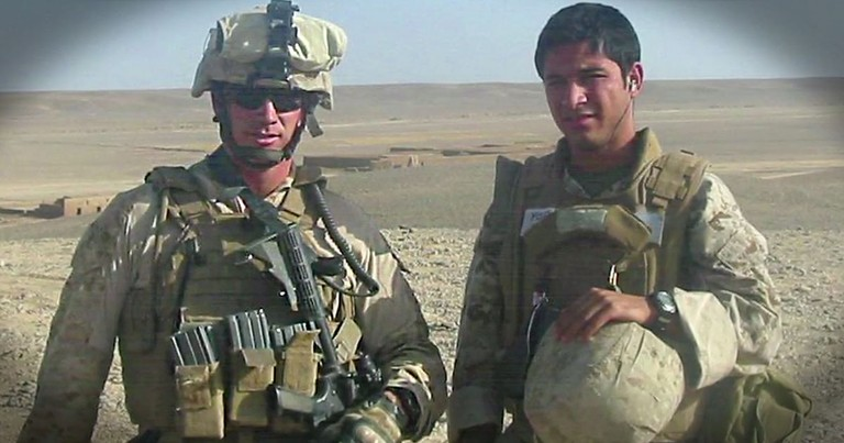 When This Marine Returned From The War The Real Fight Began--To Bring His Brother Home.