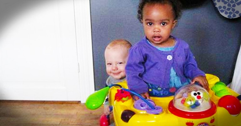 These 9 Babies in Photos are Sneaky CUTE. I Couldn't Hold my Laugh in When I Saw No. 6