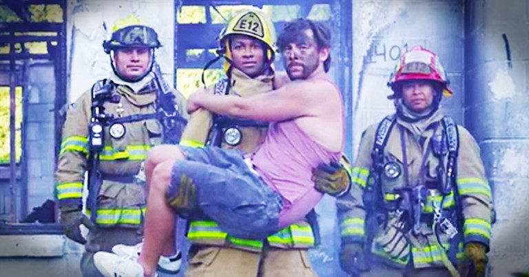 Apparently, These Heroes Are Experts At More Than Saving Lives. And It Completely Made My Day!