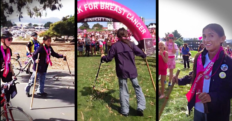 7 Years Ago, Doctors Said He'd Never Walk. Now, He's Miraculously Taking HUGE Steps For A Cure!