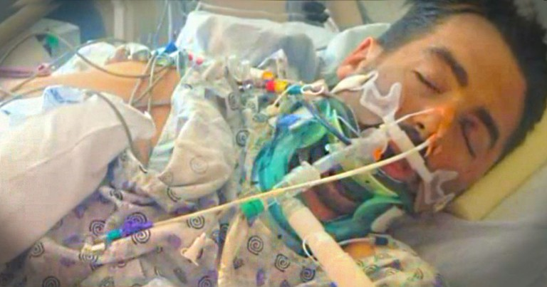 This Man's Recovery Is So Amazing His Doctors Can't Explain It. But We Can--A Miracle from GOD!