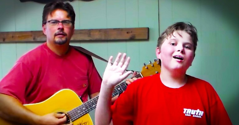 This Boy's Miraculous Recovery Is Proof--God is So Good! Now He's Healing And Singing For JESUS!