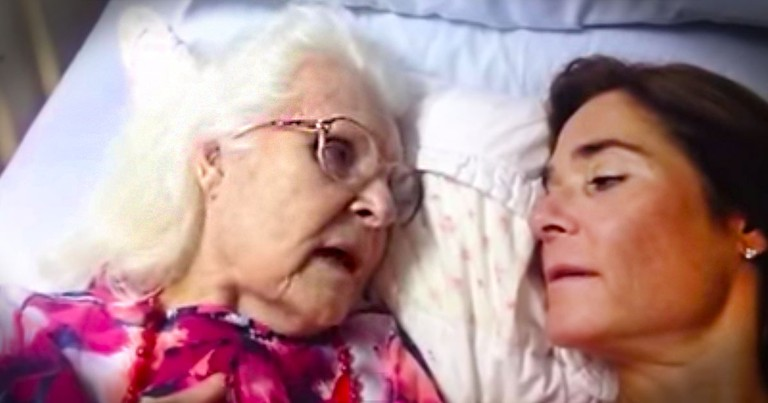 Alzheimer's Robs Us Of So Much, But It Didn't Take THIS! So Much Love, I'm Crying!