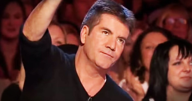 Simon Cowell Humiliates a 12 Year Old Boy - But Watch This!