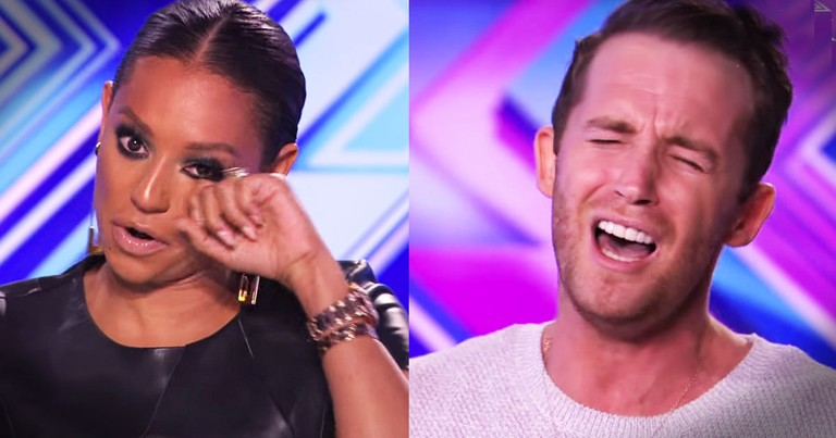 This Veteran Has A Secret Weapon. And It Left The Judges In Tears!