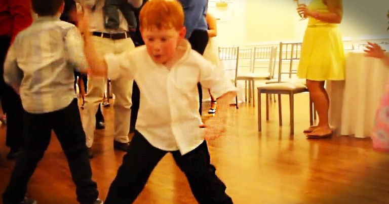 This Cutie Will Steal Your Heart With His Dance Moves. But Why He Can Dance At All Is A MIRACLE!