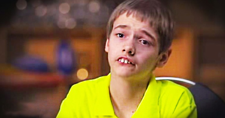 This Bullied Boy Finally Found A Place Where He Belongs. And You're Gonna Love WHO Helped Him!