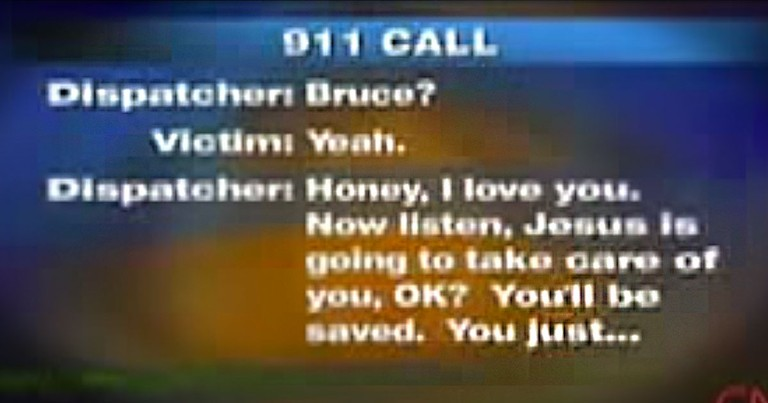 A 911 Call That You Will Never Forget