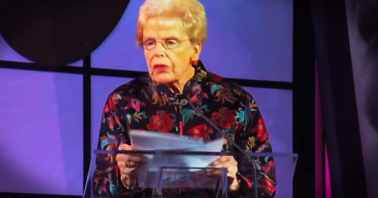 They Thought Her Prayer Was Over, Until She Said THIS About Getting Old. HILARIOUS!
