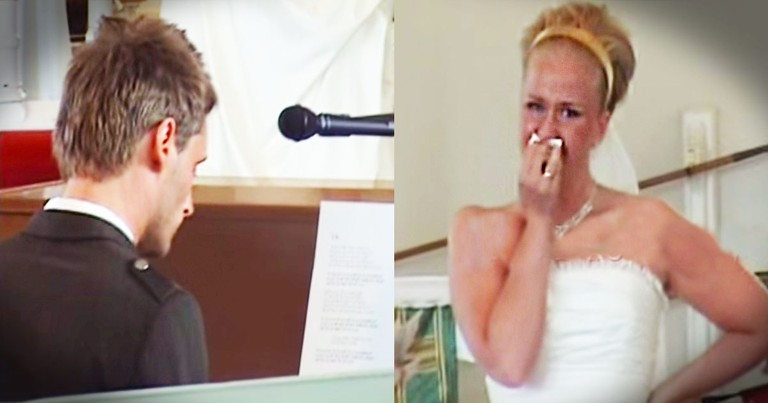 This Bride Was Stunned When Her Groom Did THIS! Now She's Not The Only One In Tears!