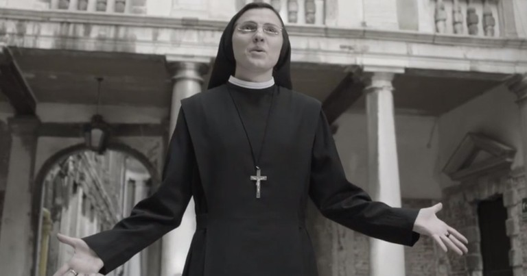 Who Would Have Ever Imagined A Christian Cover Of THIS Song? This Nun's Version Will Move Your Heart
