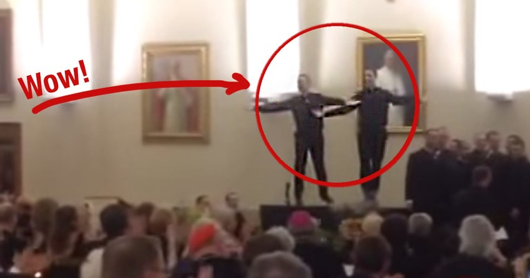 I Already Loved These Priests Song, But Then THIS Happened. Their Dance-Off Is EPIC!