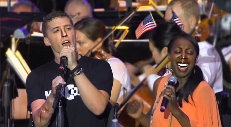 This Version Of 'Hallelujah' Just Melted My Heart. God Bless These Wounded Warriors!