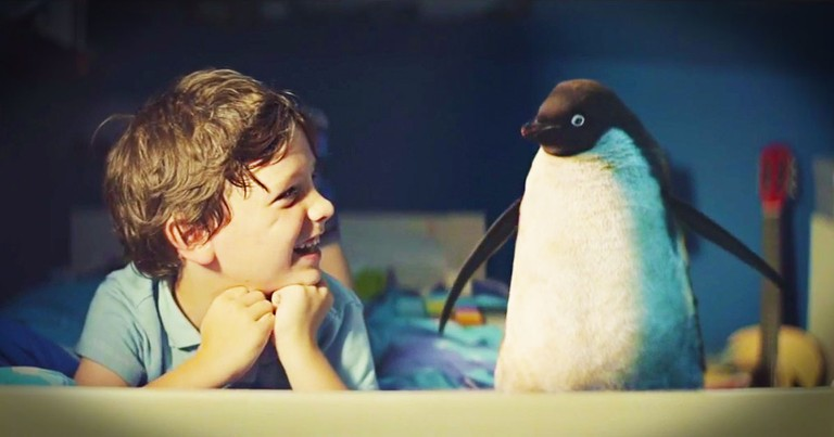 This Touching Ad Took Me Right Back To My Childhood. Oh My Heart, Is There Anything Cuter?