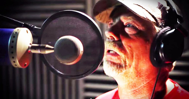 This Man Has NEVER Done This Before. And His First Song Ever Blew Everyone Away--Wow!