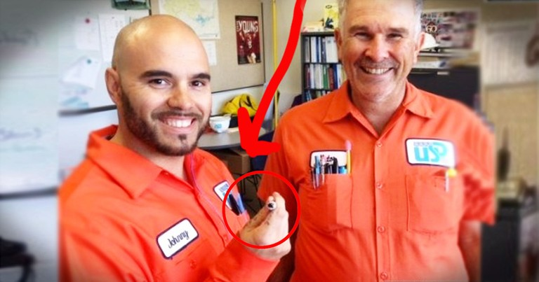 Sanitation Workers Help Answer Prayers By Finding Family Heirloom