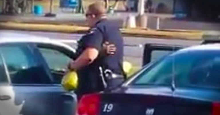 Officer Buys A Shoplifter Groceries Instead Of Arresting Her