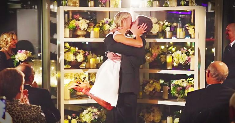 Beautiful Surprise Wedding Will Make Your Heart Flutter