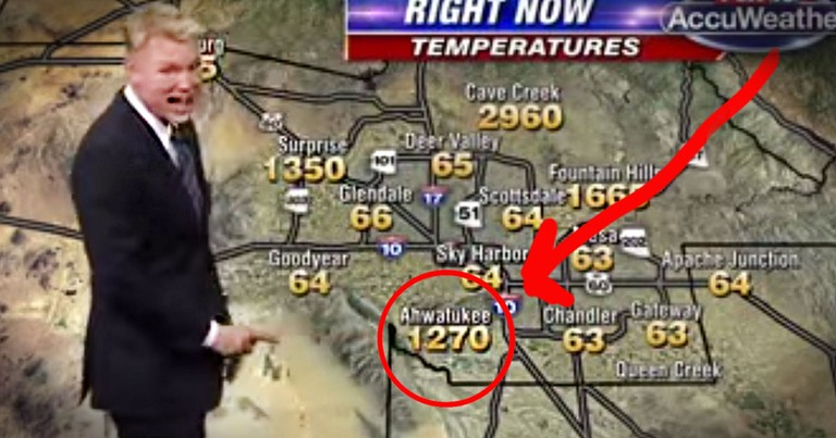 How He Weathered Technical Difficulties Will Make You LOL!