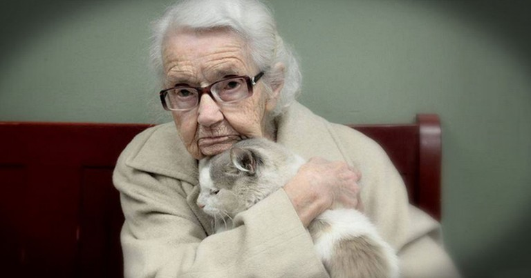 102-Year Old Finds Her PURRfect Match!
