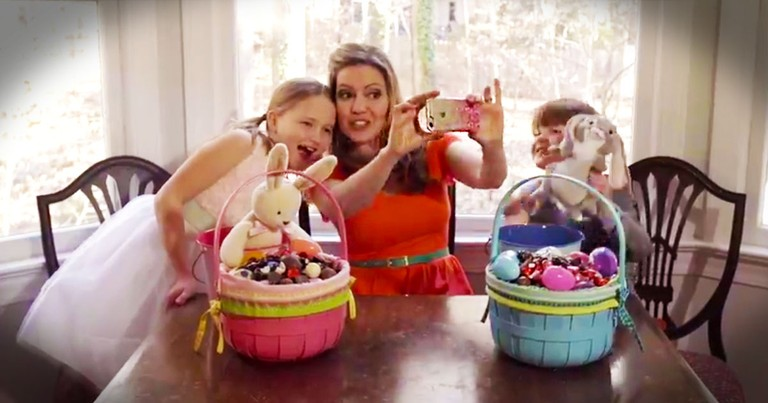 Family's Silly Easter Song Made Me LOL!