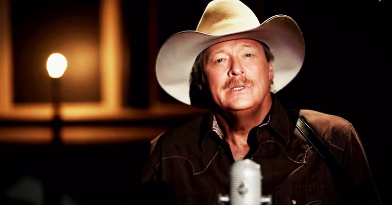 Alan Jackson's Moving Version of 'Amazing Grace'--WOW!