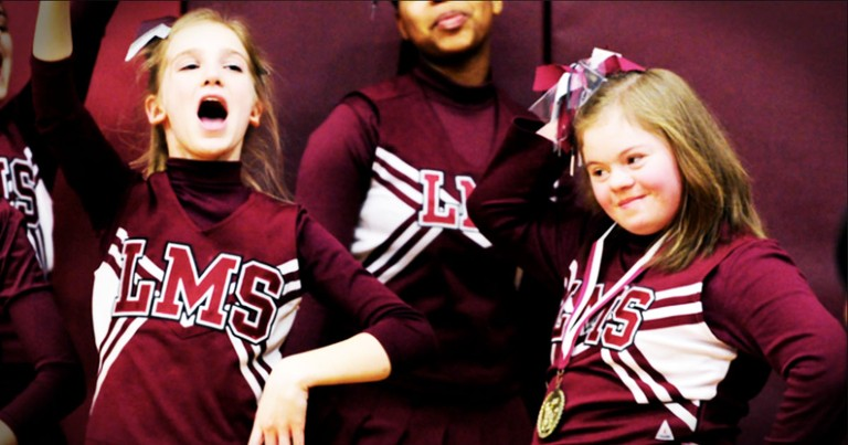 Girl With Down Syndrome Gets Unlikely Rescue From BULLIES!