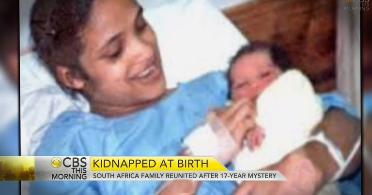 What This Mom Says To Her Baby's Kidnapper--WHOA!