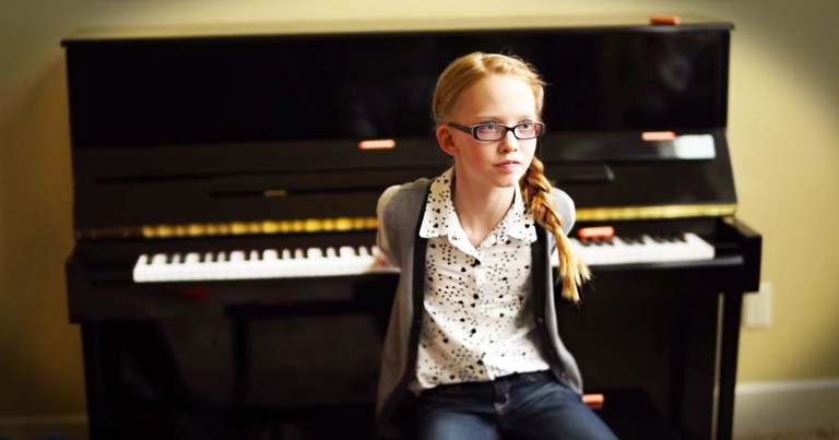 Talented Siblings' Awesome Piano Mashup. . .BACKWARDS!