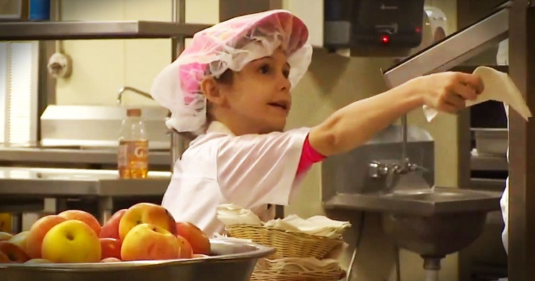 8-Year-Old's Acts Of Kindness Will Bring TEARS!