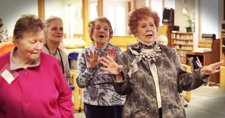 Grannies Get Amazing Surprise From Kind Strangers!