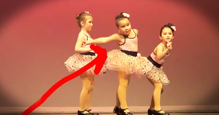 This Toddler Just Stole The Show. . .AND My Heart--LOL!