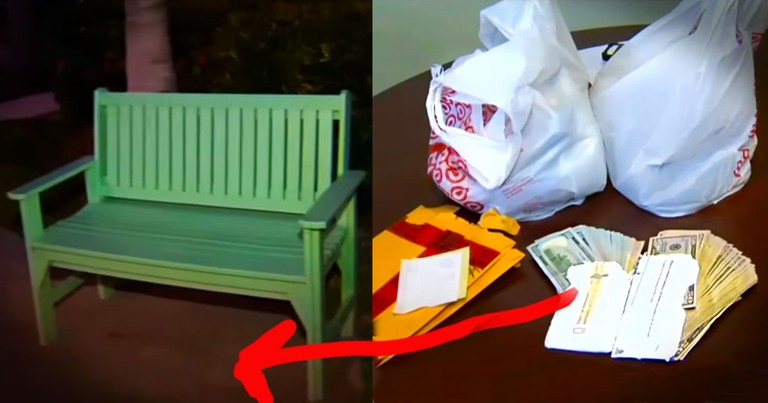 What A Good Samaritan Found In A Grocery Bag Shocked Him!