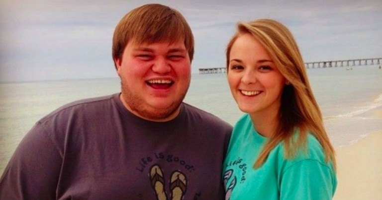 Internet Bullies Called Her Boyfriend Fat. What She Did In Response -- AMAZING!