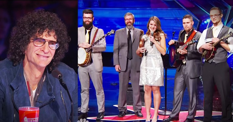 They Change Tires For A Living, But When They Sing. . .WOW!