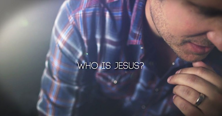He's Asking 'Who Is Jesus?' And The Answers Are POWERFUL!